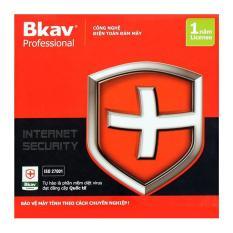 [ Khuyến Mại ] Phần mềm diệt virut Bkav Pro Internet Security – [ Tặng Chuột Quang Có Dây ]
