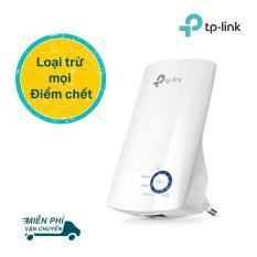 TP-Link Bộ mở rộng sóng Wifi chuẩn N 300Mbps Tăng cường mạng Wifi -TL-WA850RE -Hãng phân phối chính thức