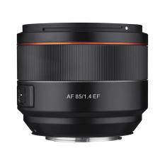ống kính máy ảnh hiệu Samyang AF 85mm F1.4 Cho Canon EF