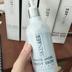 kích trắng than hoạt tính Skin AEC