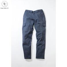 Quần Kaki nam cargo túi hộp Perky Outfit QKK005 – Chất liệu kaki co giãn cực tốt , thiết kế túi hộp năng đọng khoẻ khoắn