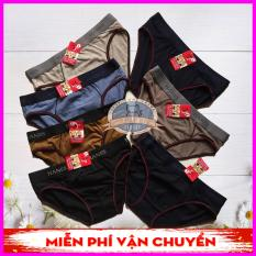 BỘ 5 Quần lót nam – Quần xì nam co giãn vải thun giá cực hot từ 40-80kg hàng xưởng