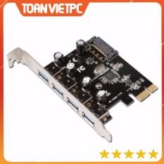 Card chuyển đổi PCI Express to USB 4 cổng 3.0 – 2 CỔNG