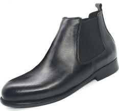 Giày Boots Nam Da Bò Thật Cao Cấp Udany – Hàng Loại 1 Full Box Da Trơn Mịn – Gbn02