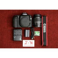 Máy Ảnh Canon EOS 50D Và Ống kính Canon EF-S 18-55 f/3.5-5.6
