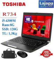 [Trả góp 0%][Xả Kho 3 Ngày] {Bảo Hành 1 Năm như máy mới} Toshiba R734 PORTEGE R30-A Laptop Xách Tay Nhật Siêu Bền Laptop Nhat Ban LAJAPA Laptop gia re máy tính xách tay cũ laptop văn phòng cũ laptop core i5 cũ giá rẻ laptop cũ gaming giá tốt nhất