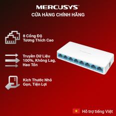 Switch Để Bàn 8 cổng 10/100Mbps MS108