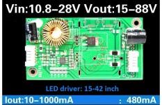 [Nhập ELJAN11 giảm 10%, tối đa 200k, đơn từ 99k]Cao áp LED đa năng (LED driver) cho màn 15-42 inch