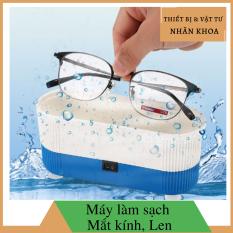 Máy Rửa Kính Mắt, Len Tiện Lợi | Tặng Kèm Tuốc Nơ Vít Mini 3in1