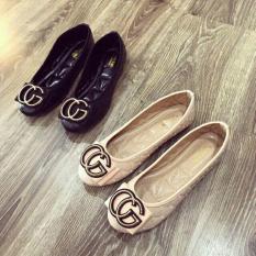 Giày búp bê khóa CG
