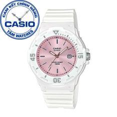 Đồng hồ nữ dây nhựa Casio Standard Anh Khuê LRW-200H-4E3VDF