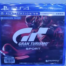Đĩa Game PS4 – Gran Turismo Sport [Asia]
