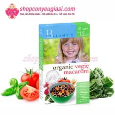 Nui Từ Rau Quả Hữu Cơ Bellamy's Organic