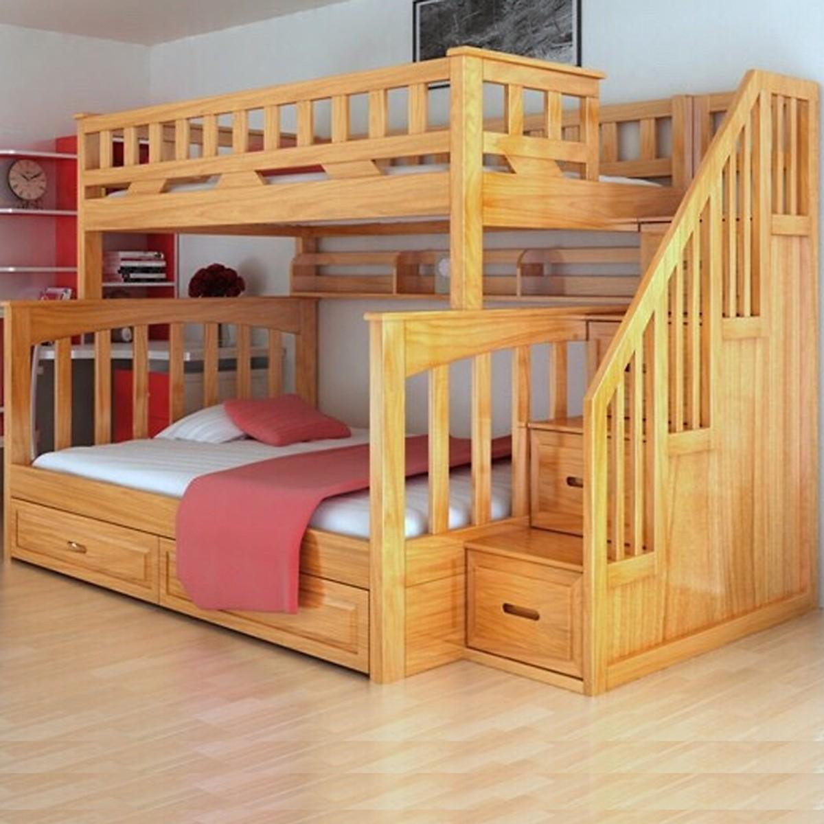 Giường Tầng Cao Cấp Ohaha-007