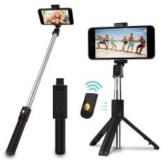 Gậy Chụp Ảnh Tự Sướng Bluetooth 3 Chân Đa Năng – Tripod – Chụp Hình Selfie