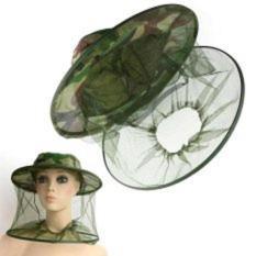Mũ nuôi ông bảo hộ có lưới, mũ bắt ong rừng