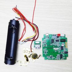 Mạch khuếch đại âm thanh Bluetooth 2x5W HIFI sạc tích hợp – Tháo loa iCore