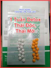 1 Tuần Detox Thải độc, Thải mỡ giảm cân