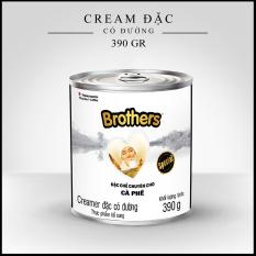 Sữa đặc pha chế cà phê Brother (390gr) – Trung Nguyên Legend
