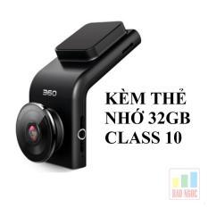 Camera Hành Trình Qihoo 360 G300 Full HD Kèm thẻ nhớ 32GB Class 10