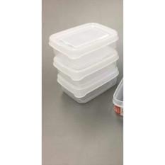 Combo 10 Hộp trữ đồ đông 100ml – hộp chia thức ăn dặm cho bé song long cao cấp – 00176