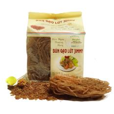 Bún gạo lứt Jimmy (250g) – Phù hợp ăn kiêng và tốt cho người tiểu đường