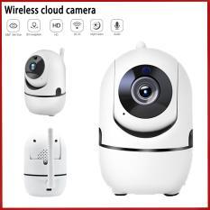 (Khuyến Mãi)Y5 Chế độ ban đêm đa chức năng góc rộng 1080P HD Tự động theo dõi camera quan sát không dây mạng camera quan sát không dây