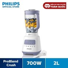 Máy xay sinh tố Philips HR2221/00 – Hàng Phân Phối Chính Hãng – Bộ 2 cối