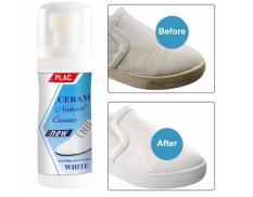 Chai xịt tẩy trắng giày dép túi xách đa năng Gia Phú ( có đầu bàn chải )