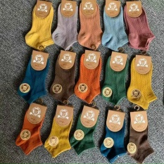 Set 10 đôi tất 7 màu cho bé,Tất trẻ em,Tất 7 màu,Tất dùng được cho cả nam và nữ,Tất cho bé,Tất