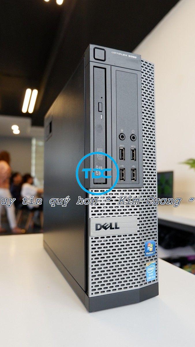 Máy tính đồng bộ Dell Optiplex 7010/9010 SFF Core i5 3470 RAM 4GB HDD 500GB SSD 120gb. Tặng kèm usb...