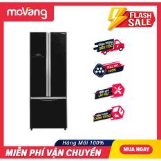 [TRẢ GÓP 0%] Tủ lạnh Hitachi Inverter 382 lít R-FWB475PGV2(GBK)