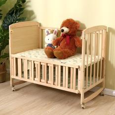 Cũi trẻ em 2 tầng + TẶNG: MÙNG CHỐNG CÔN TRÙNG, cũi gỗ, cui go, giường cũi trẻ em, giuong cui tre em, cũi em bé, cui em be, giường em bé, giuong em be, cui tre em hn,noi cho be, HONA SMART