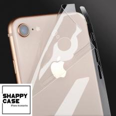 Skin Dán Trong Suốt Full Lưng – Viền – Camera Dành Cho Iphone 6/7/8/X/Xs/Xr/XsMax [Shappy Case]