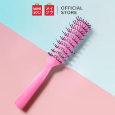 Lược chải tóc tròn Miniso (Đỏ)