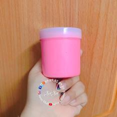 Slime Basic màu hồng đã được kiểm định an toàn cho bé trai và bé gái, hủ 150ml, có 5 màu cho các bé chọn lựa