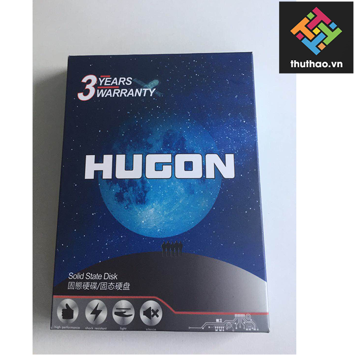 SSD 120G , SSD HUGON 120G