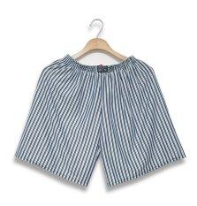 Quần đùi nam kẻ sọc loại đẹp vải Mềm Mát Thoáng Khí sze 60-85kg-Quần đùi nam QĐST01