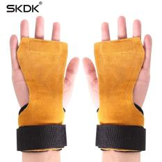 Găng tay tập Gym hở mu J45 sản phẩm của SKDK (1 đôi)