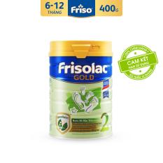 Sữa Bột Friso Gold 2 400g cho trẻ từ 6-12 tháng
