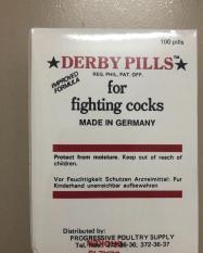 Thuốc Bổ Gà – Derby Pills – Hộp 100v