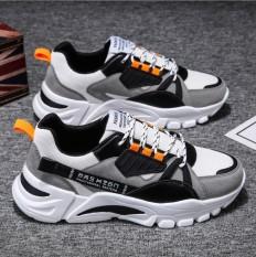 Giày nam phản quang SP – 344, giày Sneaker nam HOT 2021, đi êm chân, tăng 5cm chiều cao, giá tốt