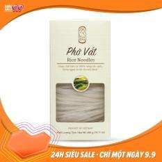Phở Vắt Hoa Sen – Hoa Sen Rice Noodle – Hộp 400g
