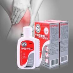 Combo 2 chai dầu nóng xoa bóp Hàn Quốc- Dầu Xoa Bóp Xương Khớp Hàn Quốc Chuyên Giúp Giảm Đau Cho Người Đau Khớp Mãn Tính, bong gân, chân tay tê, chuột rút