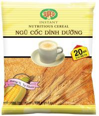 Ngũ cốc dinh dưỡng Super 600g (20 gói x 30g) (Date 3/2020)