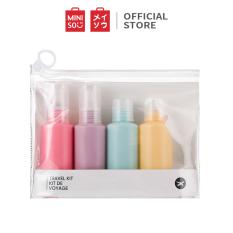 Bộ chiết mỹ phẩm 5 món Miniso (Nhiều màu) – Hàng chính hãng