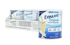 LỐC 3 HỘP SỮA BỘT ENSURE CỦA MỸ® ORIGINAL NUTRITION POWER 400g