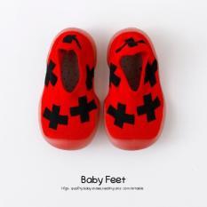 Giày dép sandal bằng da PU chống trượt họa tiết hoa hướng dương dành cho bé gái mẫu 2020