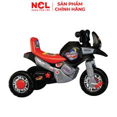 Xe 3 Bánh Trẻ Em Nhựa Chợ Lớn L7 Moto K4 (Không nhạc) Dành Cho Bé Từ 2 – 3 Tuổi – M1674A-X3B