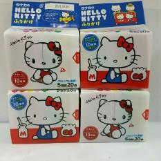 (Date T9/2021) Gia Vị Rắc Cơm Thập Cẩm Hello Kitty( 5g*20 gói) Nhật Bản